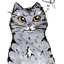 Kitty's Daydream